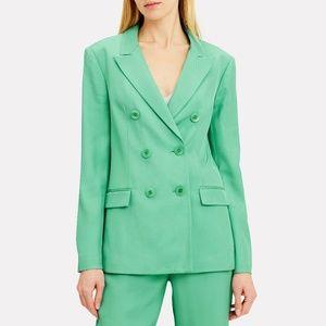 Tibi - Mint Green Blazer NWT